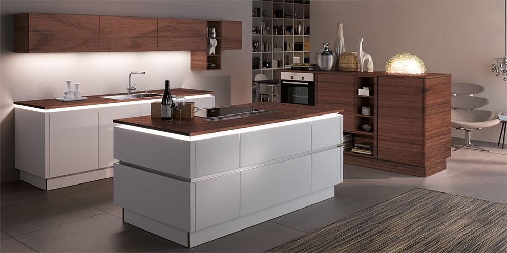 Fesselnd Küchen. «